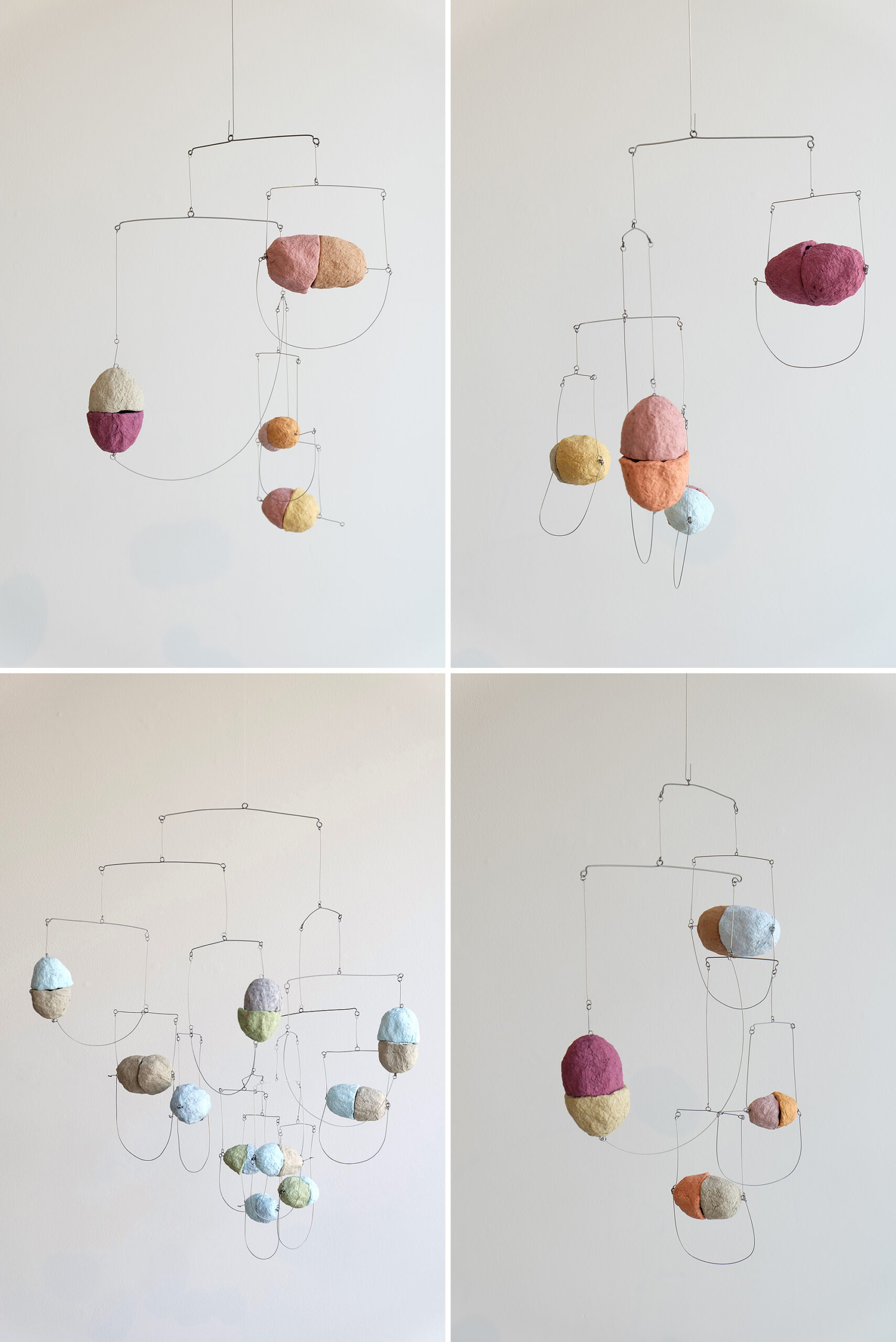 sprawling-paper-pulp-mobiles-by-yuko-nishikawa-suspend-whimsically-colored-pods-in-the-air